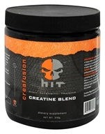 HIT Supplements - Creafusion Creatine Blend - 300 Grams by HIT Supplements
