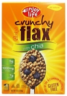 Enjoy Life Foods - Perky's Crunchy Flax with Chia Cereal - 9 oz. - $3.19