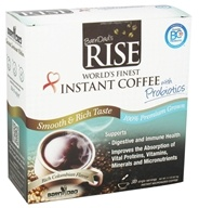 BarnDad - Rise World's Finest Instant Coffee with Probiotics - 30 Serving(s) by BarnDad