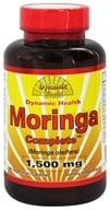 Dynamic Health - Moringa Complete 1500 mg. - 60 Capsules by Dynamic Health