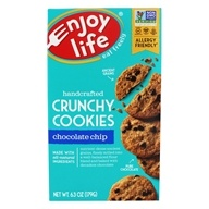 Enjoy Life Foods - Crunchy Cookies Chocolate Chip - 7 oz., from category: Health Foods