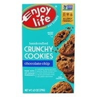 Enjoy Life Foods - Crunchy Cookies Chocolate Chip - 7 oz. - $3.79