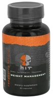 HIT Supplements - Raspberry Ketone Weight Management - 60 Capsules by HIT Supplements