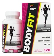 Femme Factor - BodyFit Lean Lifestyle Formula - 120 Capsules, from category: Sports Nutrition