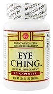OHCO - Eye Ching For Eye Health - 60 Capsules, from category: Herbs