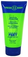 Fresh Body - Fresh Feet Hygiene Lotion For Feet - 5 oz.