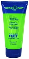 Fresh Body - Fresh Feet Hygiene Lotion For Feet - 5 oz. by Fresh Body
