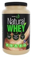 Bodylogix - Natural Whey Protein Natural Dark Chocolate - 1.85 lbs., from category: Sports Nutrition