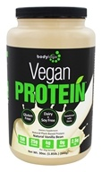 Image of Bodylogix - Vegan Protein All Natural Plant-Based Natural Vanilla Bean - 1.85 lbs.