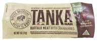Tanka Bar - Buffalo Cranberry Bar Traditional - 1 oz., from category: Health Foods