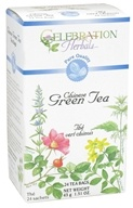 Celebration Herbals - Pure Quality Chinese Green Tea - 24 Tea Bags by Celebration Herbals