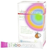 Volo Vitamins - VoloKids Daily Multivitamin Mixed Berry Flavor - 30 Stick(s), from category: Vitamins & Minerals