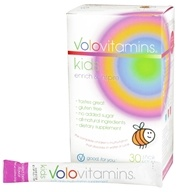 Volo Vitamins - VoloKids Daily Multivitamin Mixed Berry Flavor - 30 Stick(s) (091037499639)