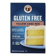 King Arthur Flour - Gluten-Free Yellow Cake Mix - 22 oz., from category: Health Foods