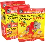 Tanka Bar - Buffalo Cranberry Bites Hot - 3 oz., from category: Health Foods