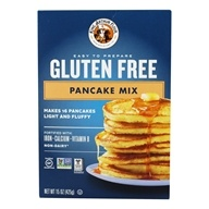 King Arthur Flour - Gluten-Free Pancake Mix - 15 oz., from category: Health Foods