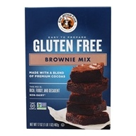 King Arthur Flour - Gluten-Free Brownie Mix - 17 oz., from category: Health Foods