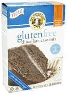 King Arthur Flour - Gluten-Free Chocolate Cake Mix - 22 oz. (071012075058)