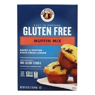King Arthur Flour - Gluten-Free Muffin Mix - 16 oz. (071012075096)