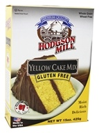 Image of Hodgson Mill - Gluten Free Yellow Cake Mix - 15 oz.