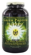 HealthForce Nutritionals - Green Sage Protein Magic Mint - 500 Grams (650786001137)