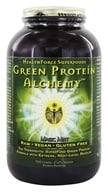 HealthForce Nutritionals - Green Sage Protein Magic Mint - 500 Grams