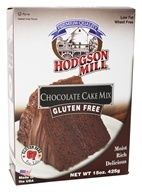 Image of Hodgson Mill - Gluten Free Chocolate Cake Mix - 15 oz.