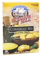 Image of Hodgson Mill - Gluten Free Cornbread Mix Sweet Yellow - 12 oz.