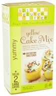 123 Gluten Free - Yummy Yellow Cake Mix - 17.42 oz., from category: Health Foods