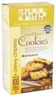 Image of 123 Gluten Free - Chewy Chipless Scrumdelicous Cookie Mix - 26.08 oz.