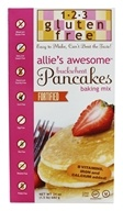 123 Gluten Free - Allie's Awesome Buckwheat Pancake Mix - 24 oz., from category: Health Foods