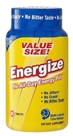iSatori - Energize All-Day Energy Pill Value Size - 84 Tablets, from category: Nutritional Supplements
