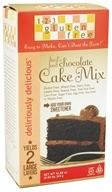 Image of 123 Gluten Free - Deliriously Delicious Devil's Food Chocolate Cake Mix - 12.88 oz.