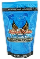 Ripped Cream - Protein Coffee Creamer Lean Vanilla Bean - 8 oz. by Ripped Cream