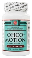 OHCO - Motion Circulatory Aid - 60 Capsules by OHCO