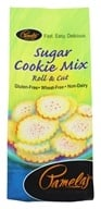 Image of Pamela's Products - Sugar Cookie Mix Gluten Free - 13 oz.
