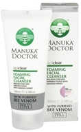 Manuka Doctor - ApiClear Foaming Facial Cleanser With Purified Bee Venom - 3.38 oz.
