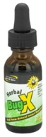 North American Herb & Spice - Herbal Bug-X Natural Insect Repellent - 1 oz.