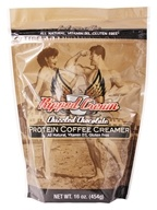 Image of Ripped Cream - Protein Coffee Creamer Chizzled Chocolate - 16 oz.