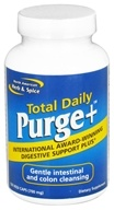 North American Herb & Spice - Total Daily Purge+ Digestive Support - 120 Vegetarian Capsules by North American Herb & Spice
