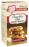 XO Baking Co. - Gourmet Cookie Mix Chocolate Chip - 16 oz., from category: Health Foods