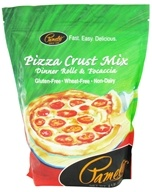 Pamela's Products - Pizza Crust Mix Gluten Free - 4 lbs., from category: Health Foods