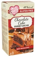 Image of XO Baking Co. - Gourmet Cake Mix Chocolate - 19.5 oz.