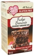 Image of XO Baking Co. - Gourmet Brownie Mix Fudge - 17 oz.