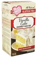 XO Baking Co. - Gourmet Cake Mix Vanilla - 19 oz., from category: Health Foods