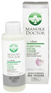 Manuka Doctor - ApiClear Purifying Facial Toner With Purified Bee Venom - 3.38 oz.
