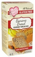 Image of XO Baking Co. - Gourmet Bread Mix Banana - 10.3 oz.