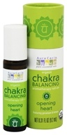 Aura Cacia - Organic Chakra Balancing Aromatherapy Roll-On Opening Heart - 0.31 oz., from category: Aromatherapy