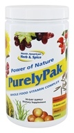 North American Herb & Spice - Power of Nature PurelyPak Vitamin Complex - 30 Pack(s)