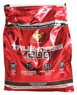 BSN - True-Mass 1200 Ultra-Premium Super Mass Gainer Chocolate Milkshake - 10.25 lbs. by BSN